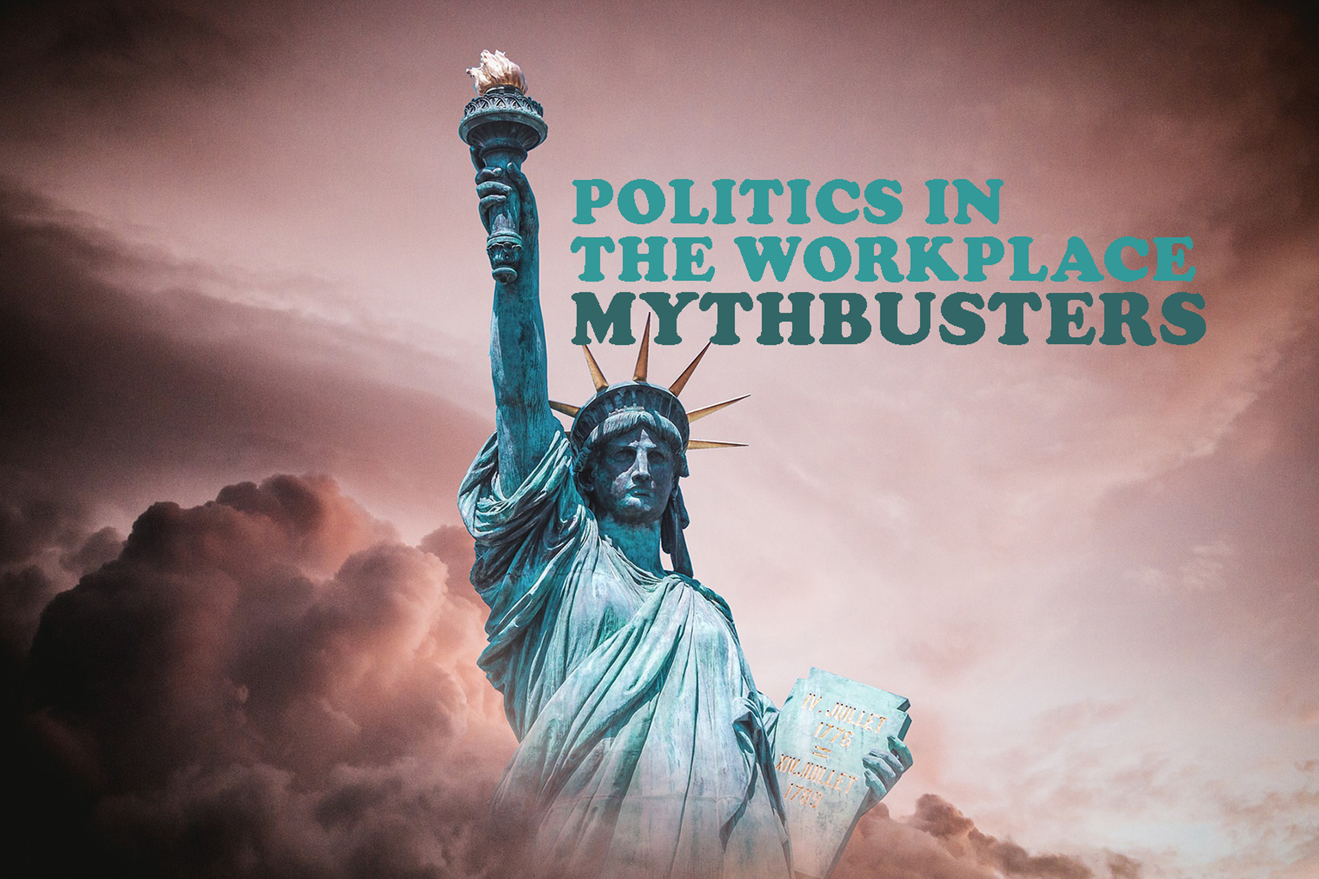 mba hr blog politics in the workplace