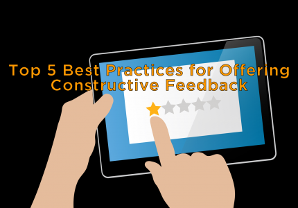 mba top best practices constructive feedback